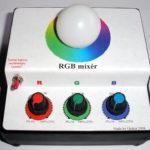 RGB Mixér verzia 2