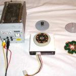 Gyroskop prvá verzia