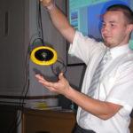 ukážka Gyroskopu - Smolenice